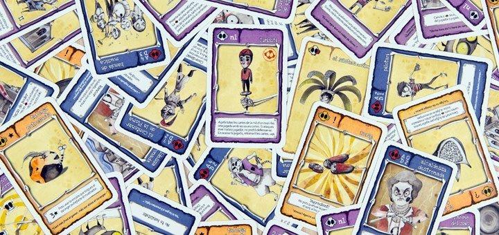 Cartes de La Fallera Calavera 2 (expansió)