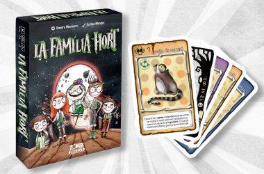 Promoció de llançament de La Família Hort
